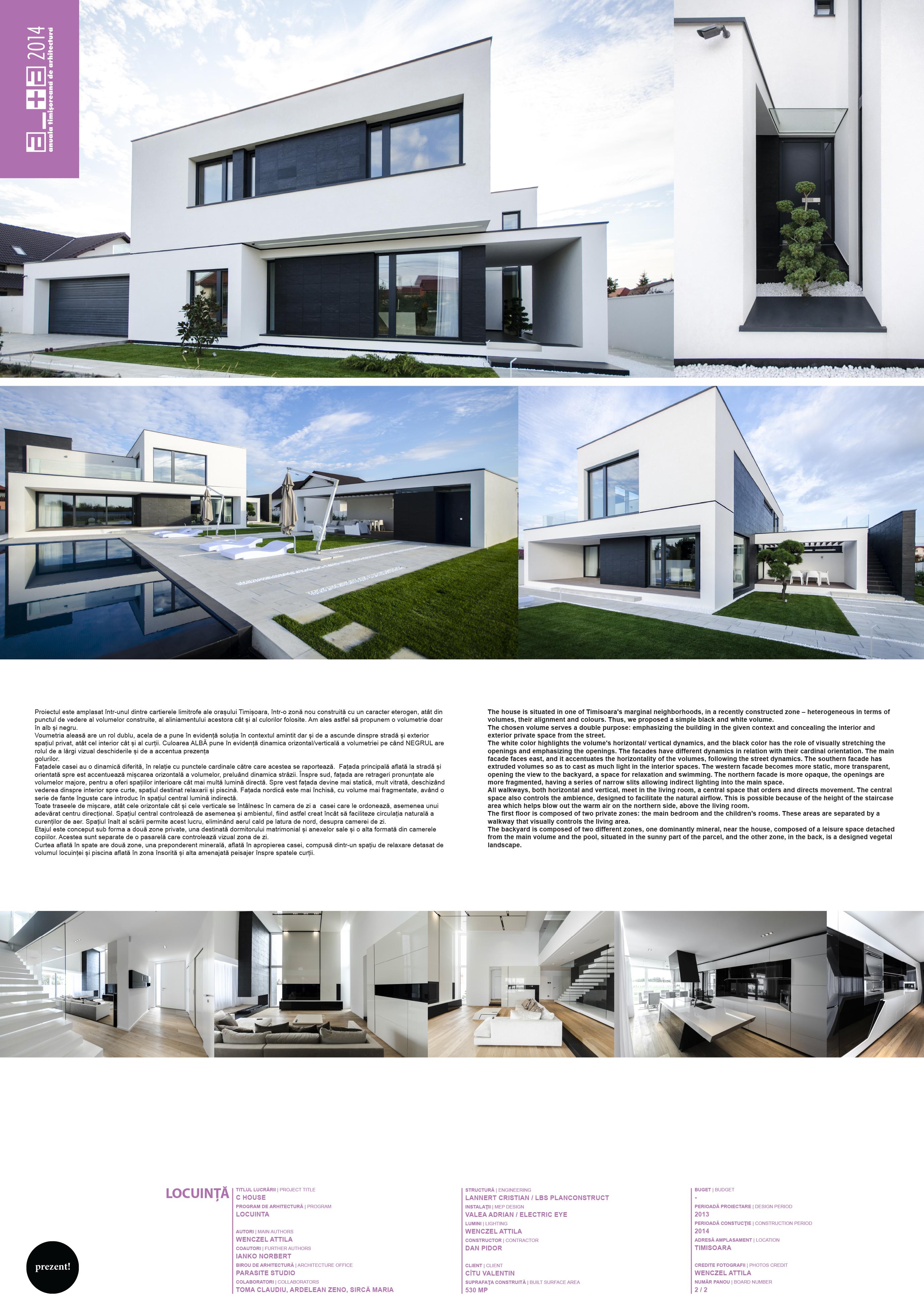 c house x2
